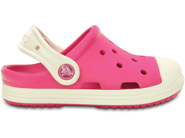 Crocs Bump It Clogs Kinder candy pink/oyster